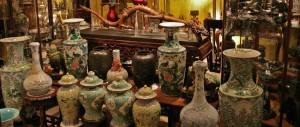 Lovely old pots