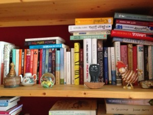 My ever-growing 'to read' shelf