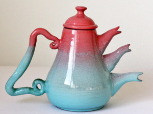 I bet this teapot drips