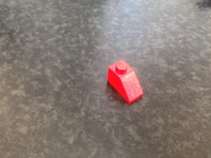 The Lego I was fiddling with