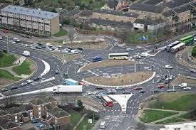 Roundabouts - quintessentially British?