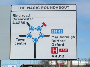 And the winner of the best roundabout in the UK is...