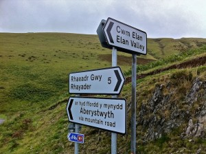 Which way to the scariest corner in Britain?
