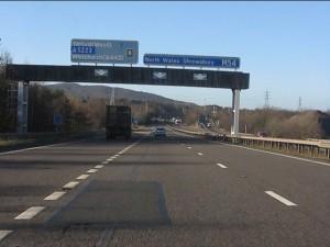 My favourite motorway