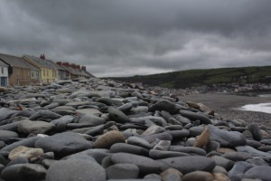 Borth - a small Welsh seaside town that many love
