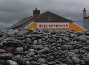 The pebbles of Borth