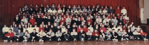 My school photo - can you spot me?