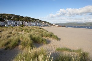 Aberdovey - a lovely place to be and wear boating clothes
