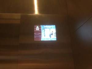 Videos in lifts