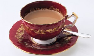 A traditional British value: the love of tea?