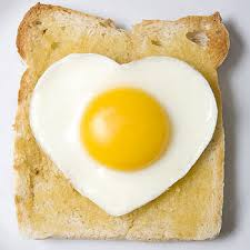 My egg on toast does not look anything like this.