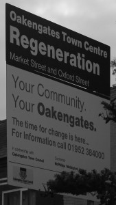 Even Oakengates recognizes that they need help