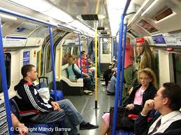 The grimy but fascinating London Underground