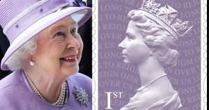 stamps queen